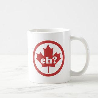 ¿Canadá Eh Taza De Café
