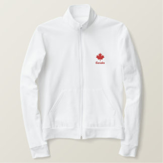 Canada Embroidered Jacket