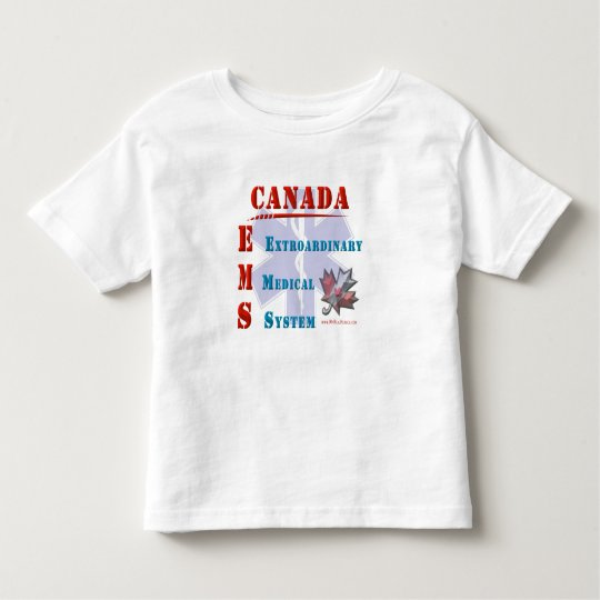 Canada EMS Kids Shirt
