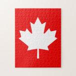 Canadá estableció el aniversario 1867 150 años puzzles