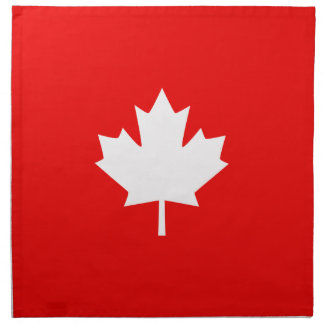 Canada Established 1867 150 Years Style Cloth Napkin