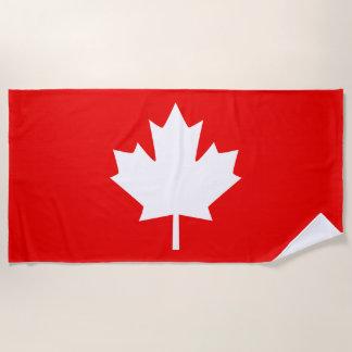 Canada Established 1867 150 Years Style Design Beach Towel