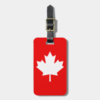 Canada Established 1867 150 Years Style Luggage Tag