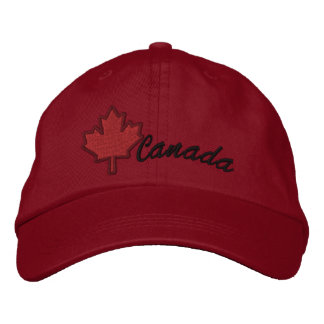 Canada Established 1867 Anniversary 150 Years Embroidered Baseball Cap