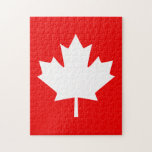 Canada Established 1867 Anniversary 150 Years Jigsaw Puzzles