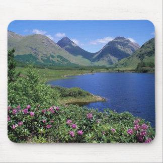 Cañada Etive Escocia Mouse Pad