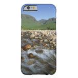 Cañada Etive, montañas, Escocia 2 Funda Para iPhone 6 Barely There