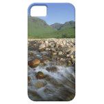 Cañada Etive, montañas, Escocia 2 iPhone 5 Carcasas