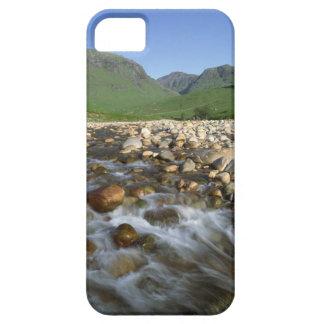 Cañada Etive montañas Escocia 2 iPhone 5 Case-Mate Cárcasa