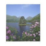 Cañada Etive, montañas, Escocia Libreta Para Notas