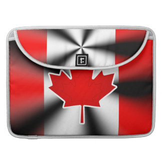 Canada Flag 15 inch MacBook Pro Sleeve