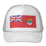 Canada Flag (1957) Mesh Hats