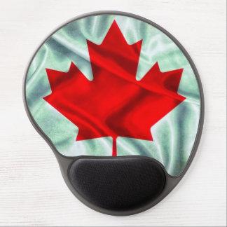 Canada flag. alfombrillas con gel
