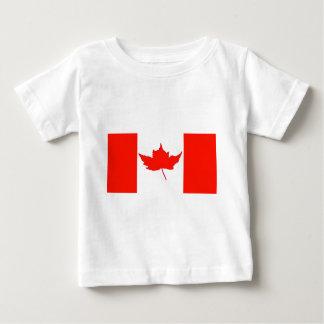 Canada Flag Baby T-Shirt