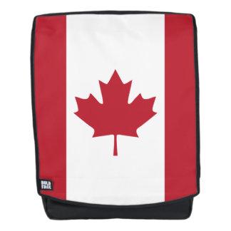 Canada Flag Boldface Backpack