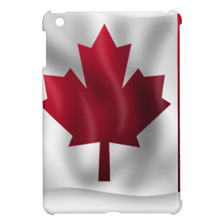 Canada Flag Canadian Country Emblem Leaf Maple Cover For The iPad Mini