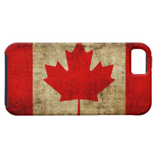 Canada Flag iPhone 5 Case
