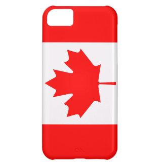 Canada Flag Case For iPhone 5C