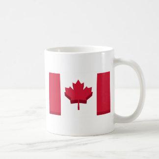 Canada Flag coffee cup