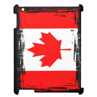 Canada Flag Cover For The iPad