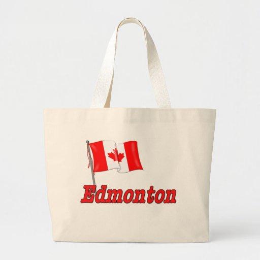 Canada Flag - Edmonton Bag