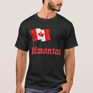 Canada Flag - Edmonton T-Shirt