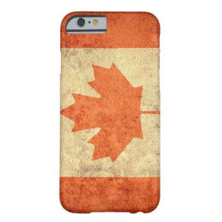 Canada Flag - Grunge iPhone 6 Case