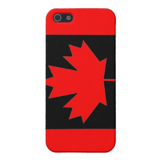 Canada flag, Happy Canada Day Cover For iPhone SE/5/5s