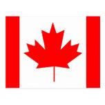 Canada flag, Happy Canada Day Post Cards