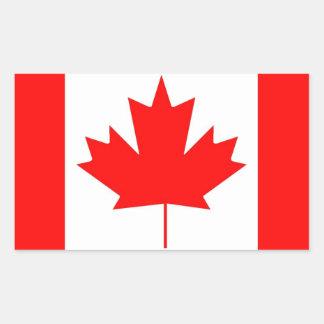 Canada flag, Happy Canada Day Sticker