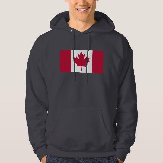 Canada Flag Hoodie