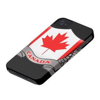 Canada Flag iPhone 4 ID Case-Mate