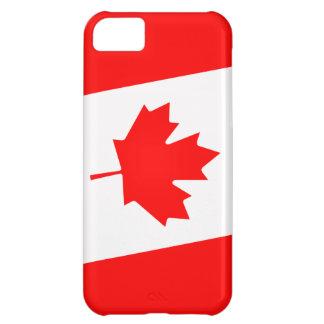 Canada Flag iPhone 5C Cover