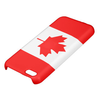 Canada Flag Case For iPhone 5C