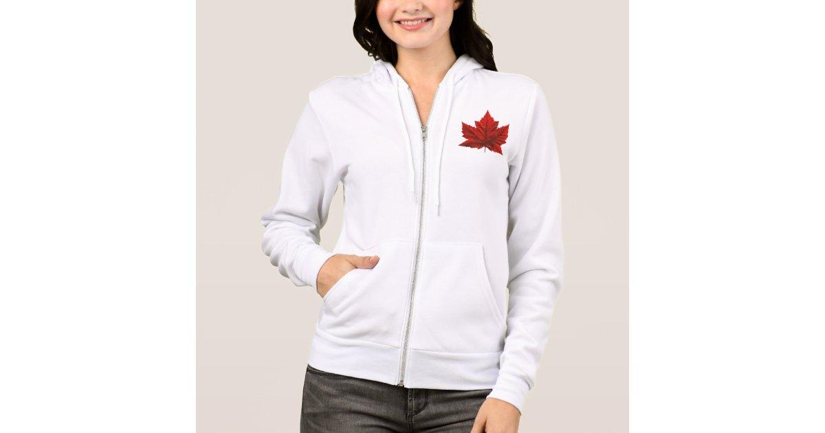 Canada Flag Jacket Personalized Souvenir Jacket Zazzle