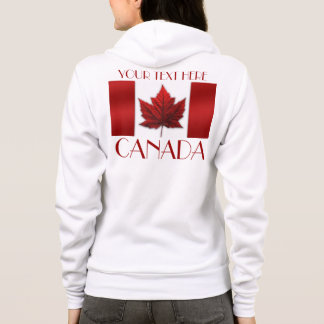Canada Flag Jacket Personalized Souvenir Jacket