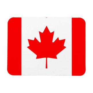 Canada Flag Maple Leaf O Canada Nation Symbol Icon Rectangular Photo Magnet