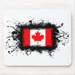 Canada Flag Mouse Pad