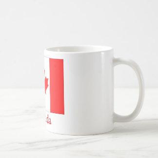 Canada Flag Coffee Mugs