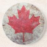 CANADA FLAG POSAVASO PARA BEBIDA