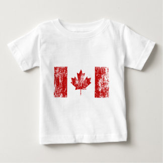 Canada Flag Pride Baby T-Shirt