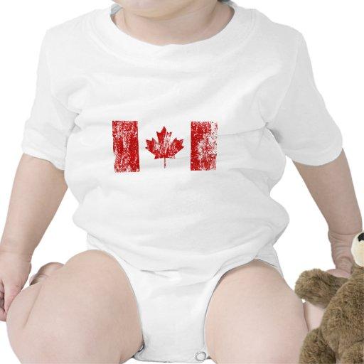Canada Flag Pride Tee Shirts