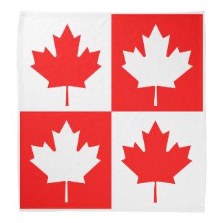 Canada flag quality bandana