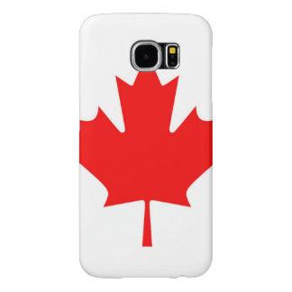 Canada Flag Samsung Galaxy S6 Cases