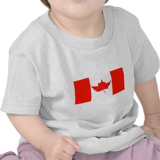 Canada Flag Shirts