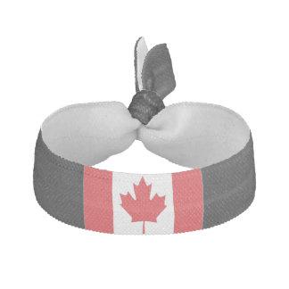 Canada Flag Hair Ties