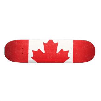 Canada Flag Skateboard Deck
