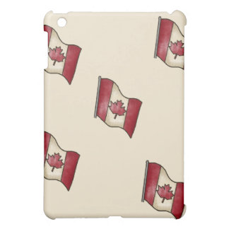 Canada Flag Speck® Fitted™Hard Shell iPad Case