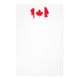 CANADA FLAG Stationery