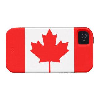 Canada Flag Tough™ iPhone 4 Case